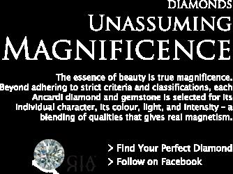 unassuring magnificence